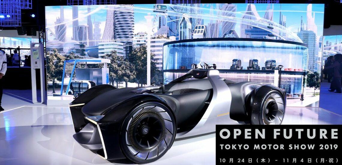 Salón del automóvil de Tokio