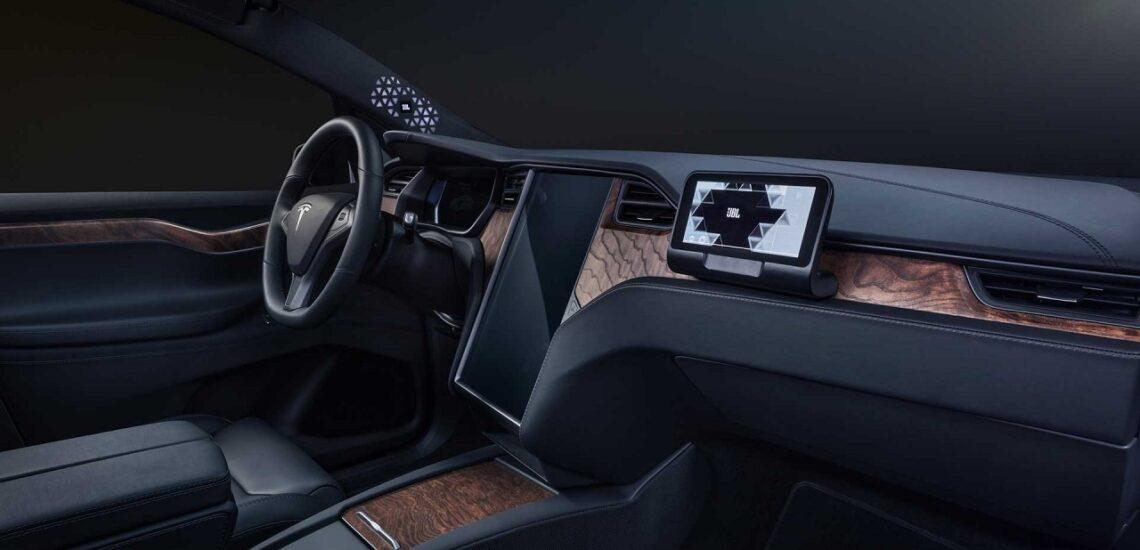 Tuning del sistema de audio de un auto