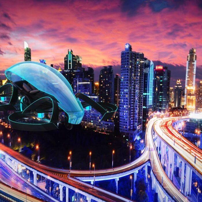 Toyota Skydrive Projekt