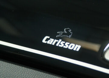 Carlsson tuning house and its masterpieces