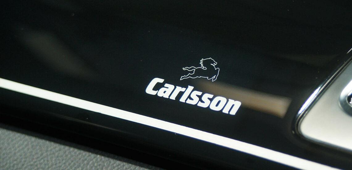 Carlsson Tuning House y sus obras maestras