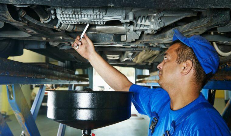 ¿Cómo cambiar el aceite del motor adecuadamente?