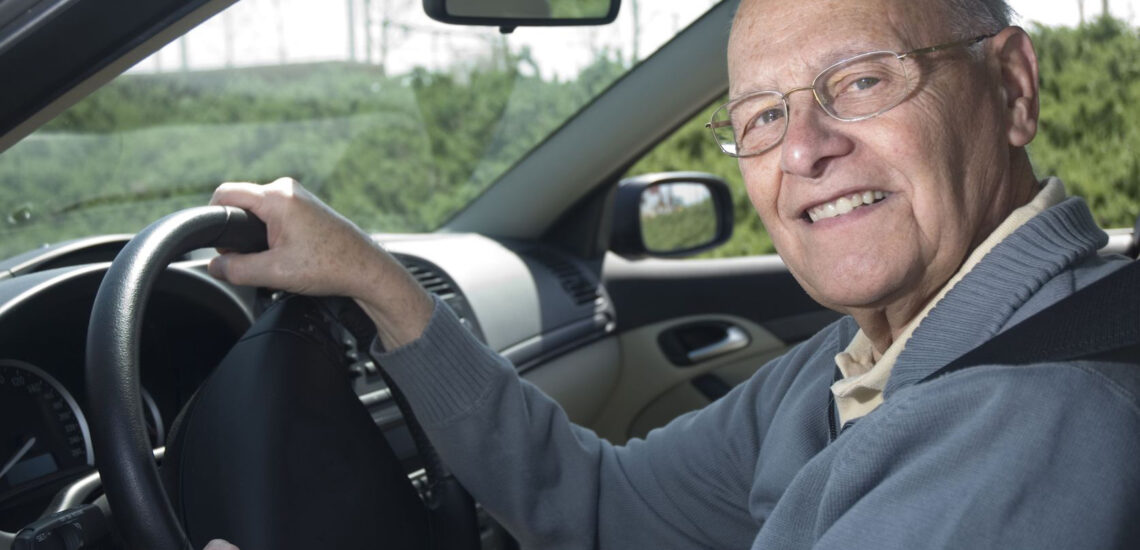 Wie verlängert man den Führerschein in 70 Jahren? (Großbritannien)