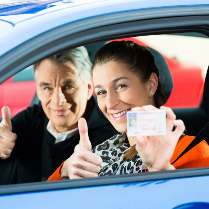 Advanced and intensive driving courses