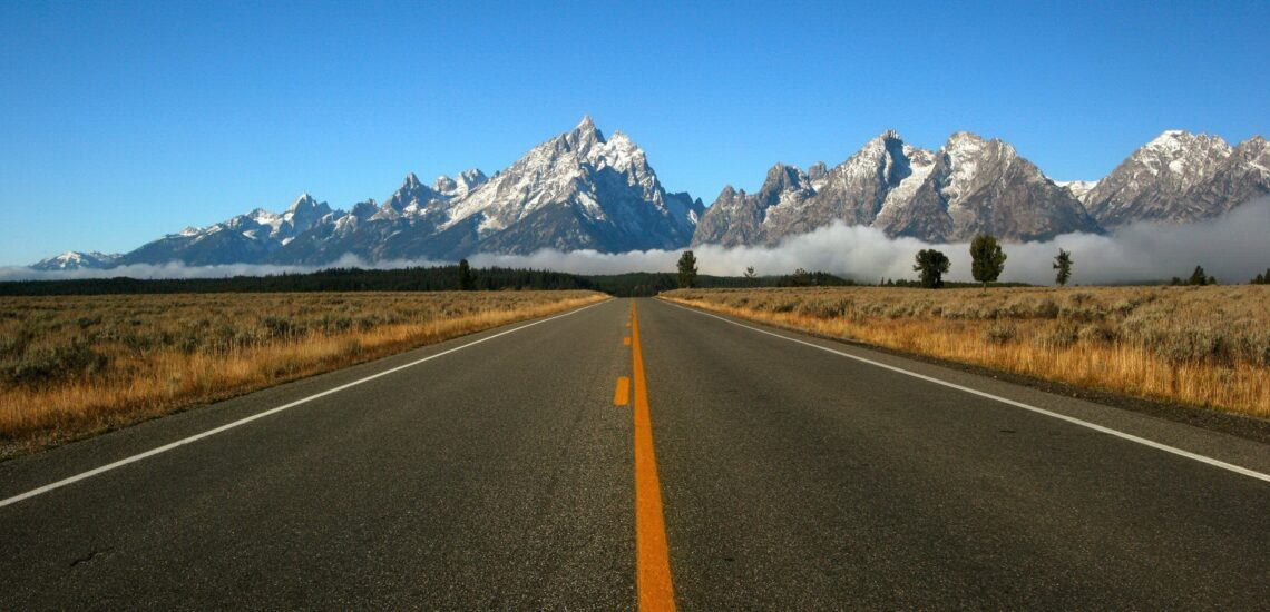The world's most scenic routes