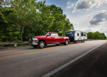 The surge in summer caravan sales and the level of road safety: what's the connection?