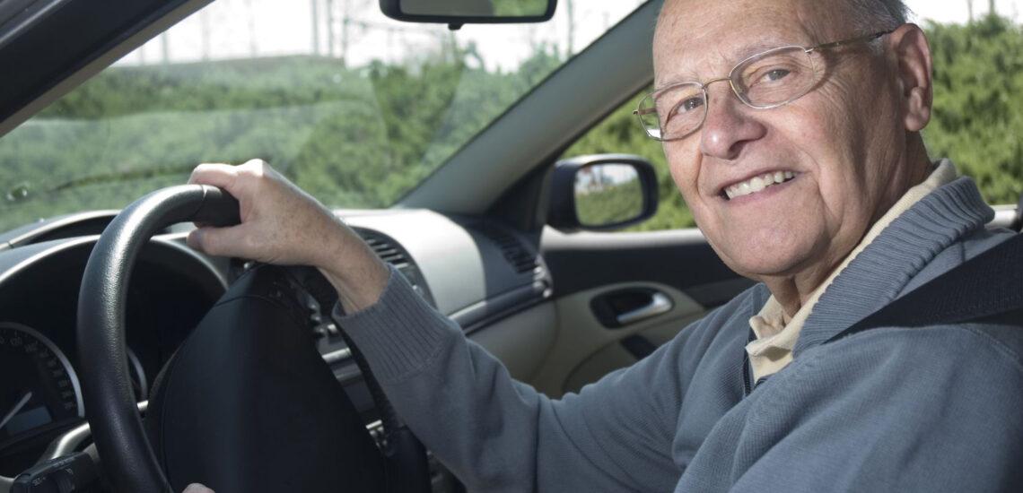 Renewal of a driver's license at 70 (United Kingdom)
