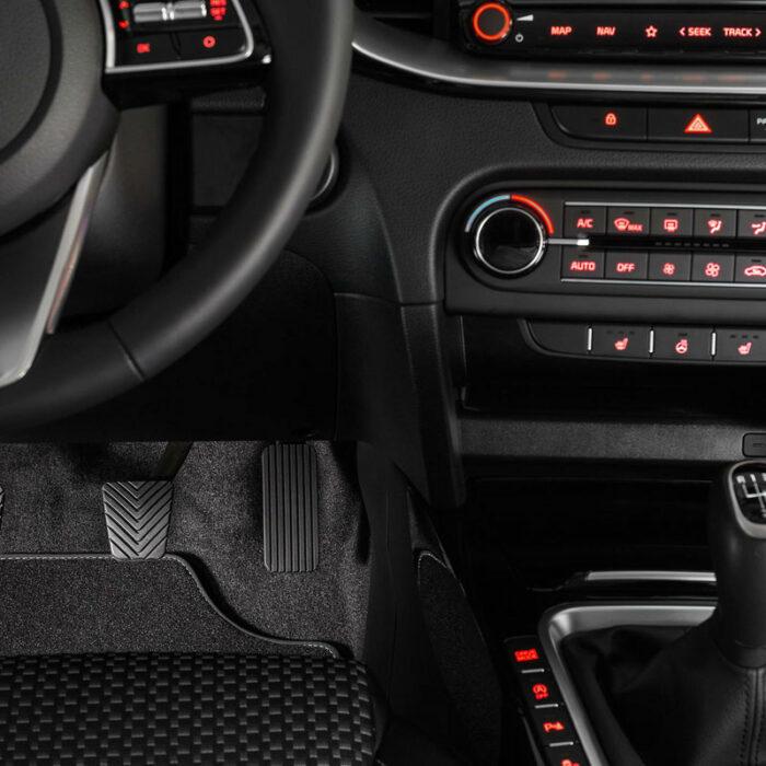 Warum brauchen KIA Autos elektronische Kupplung?