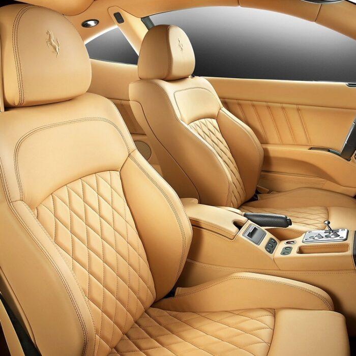 Autositze: eine detaillierte Übersicht