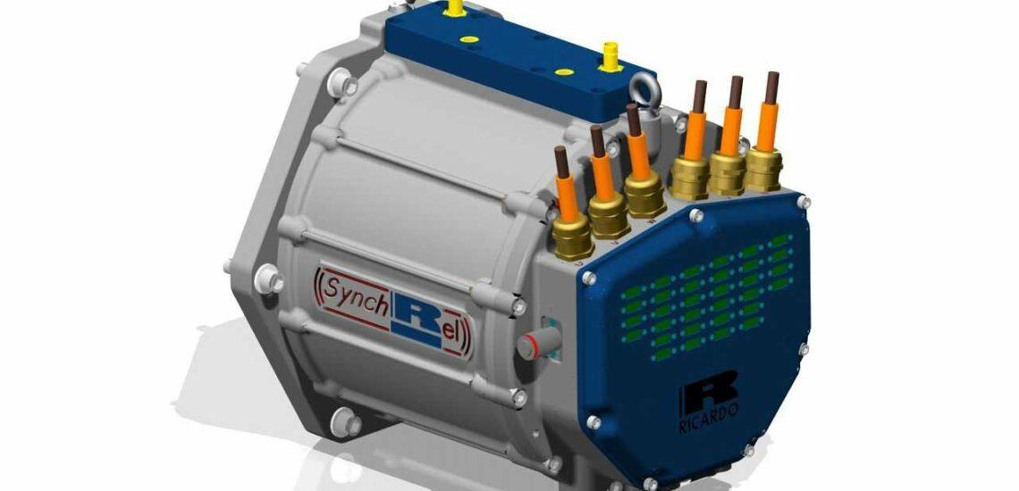 Ampere electric engine - the latest British development