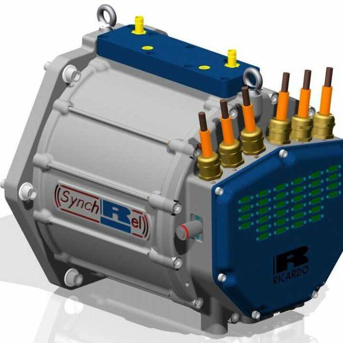 Ampere Elektromotor — die neueste Entwicklung der britischen Ingenieure