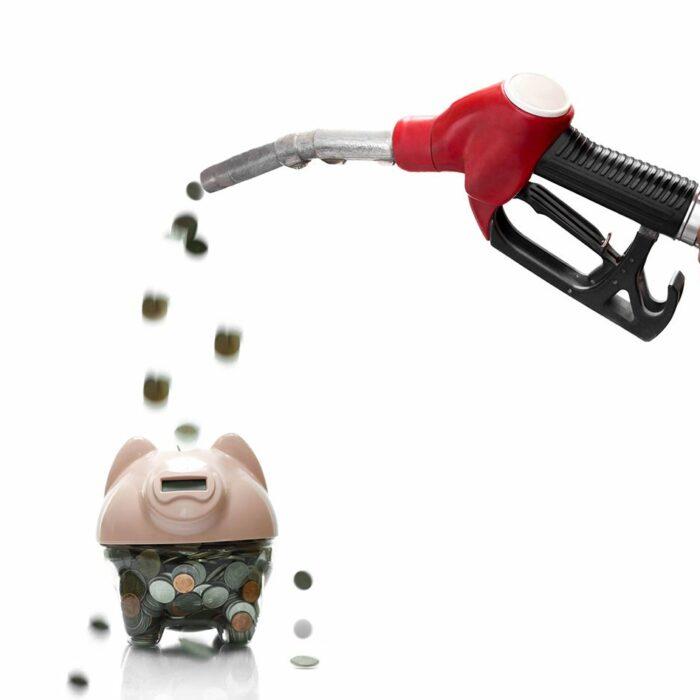 Wie können Sie Benzin sparen: die 10 besten Tipps