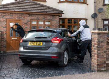 Cómo evitar el robo de un automóvil sin llave