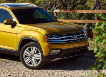Faros de prueba de Volkswagen: un camino brillantemente iluminado hacia el futuro
